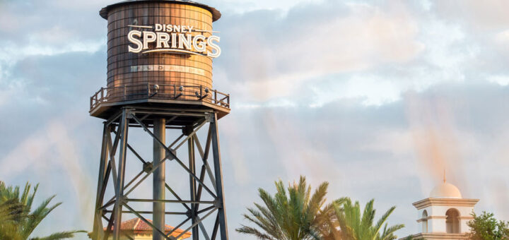 Disney Springs dining awards