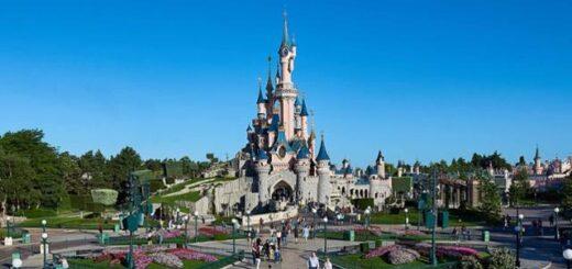 Disneyland Paris April 2021