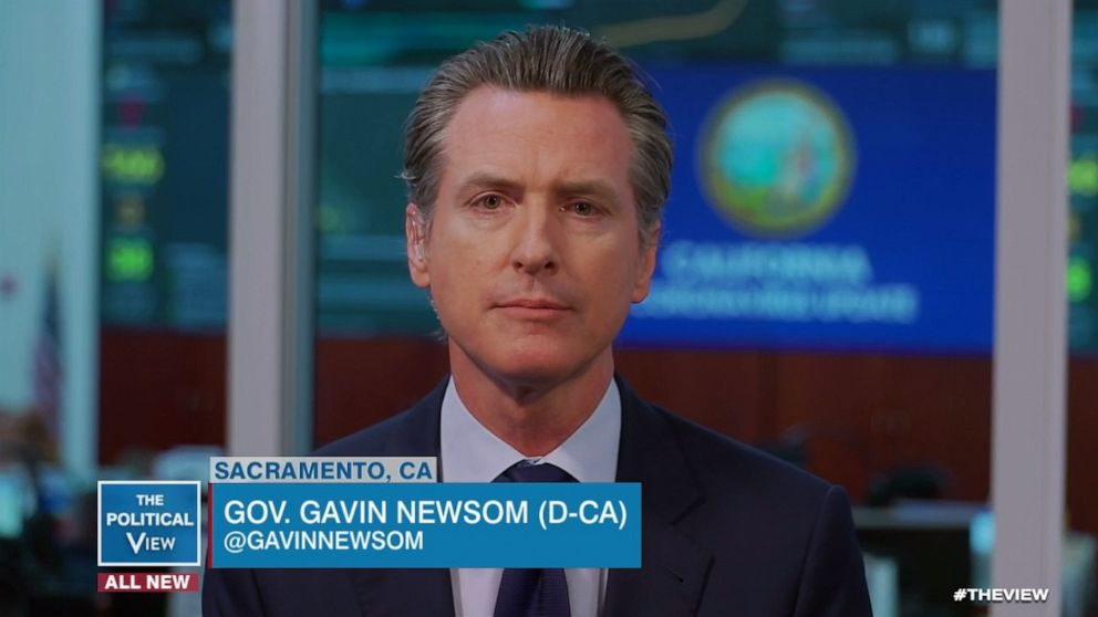ABC News, Newsom