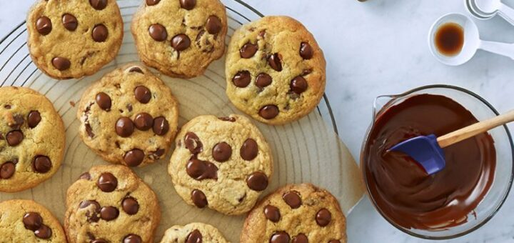 Recipe Ghirardelli Chocolate Chip Cookie Recipe Mickeyblog Com