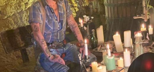 Johnny Depp on Instagram