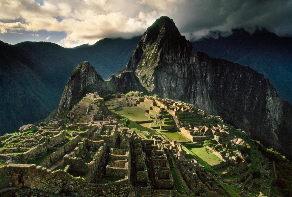 stranded in Peru