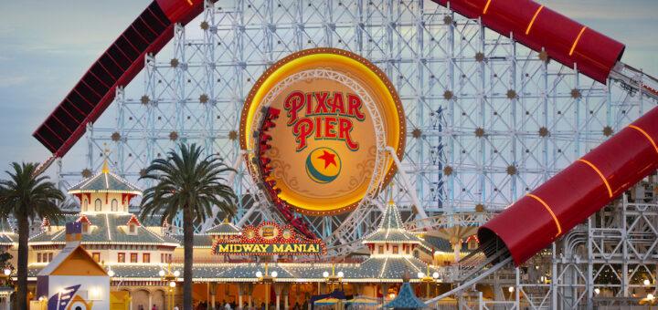 Disneyland California reopening