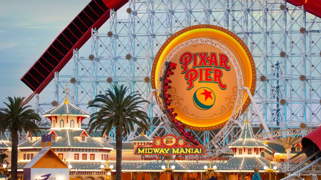 Disneyland reservations