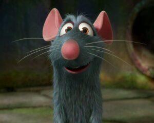 Pixar Ratatouille
