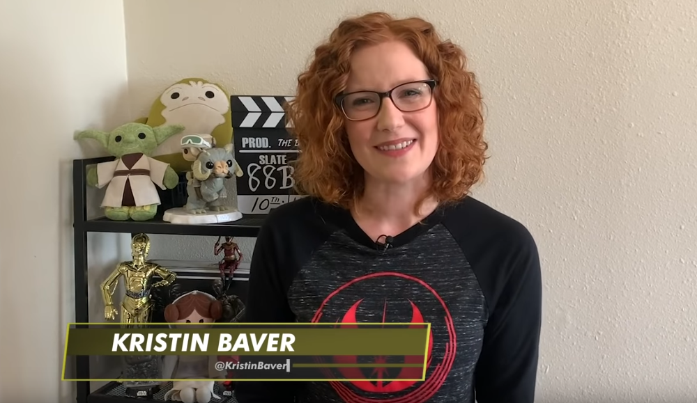 This Week, Kristin Baver, This Week! In Star Wars