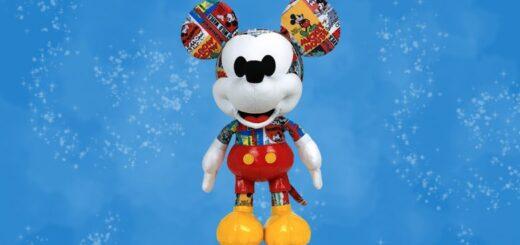 Mickey Mouse May Plush