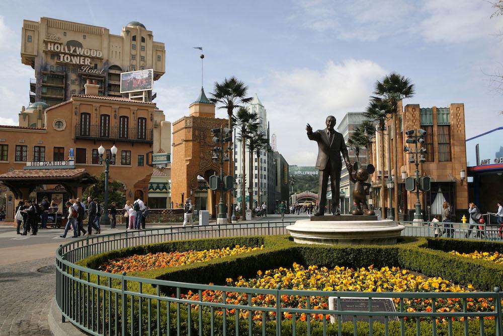 Spring Disney