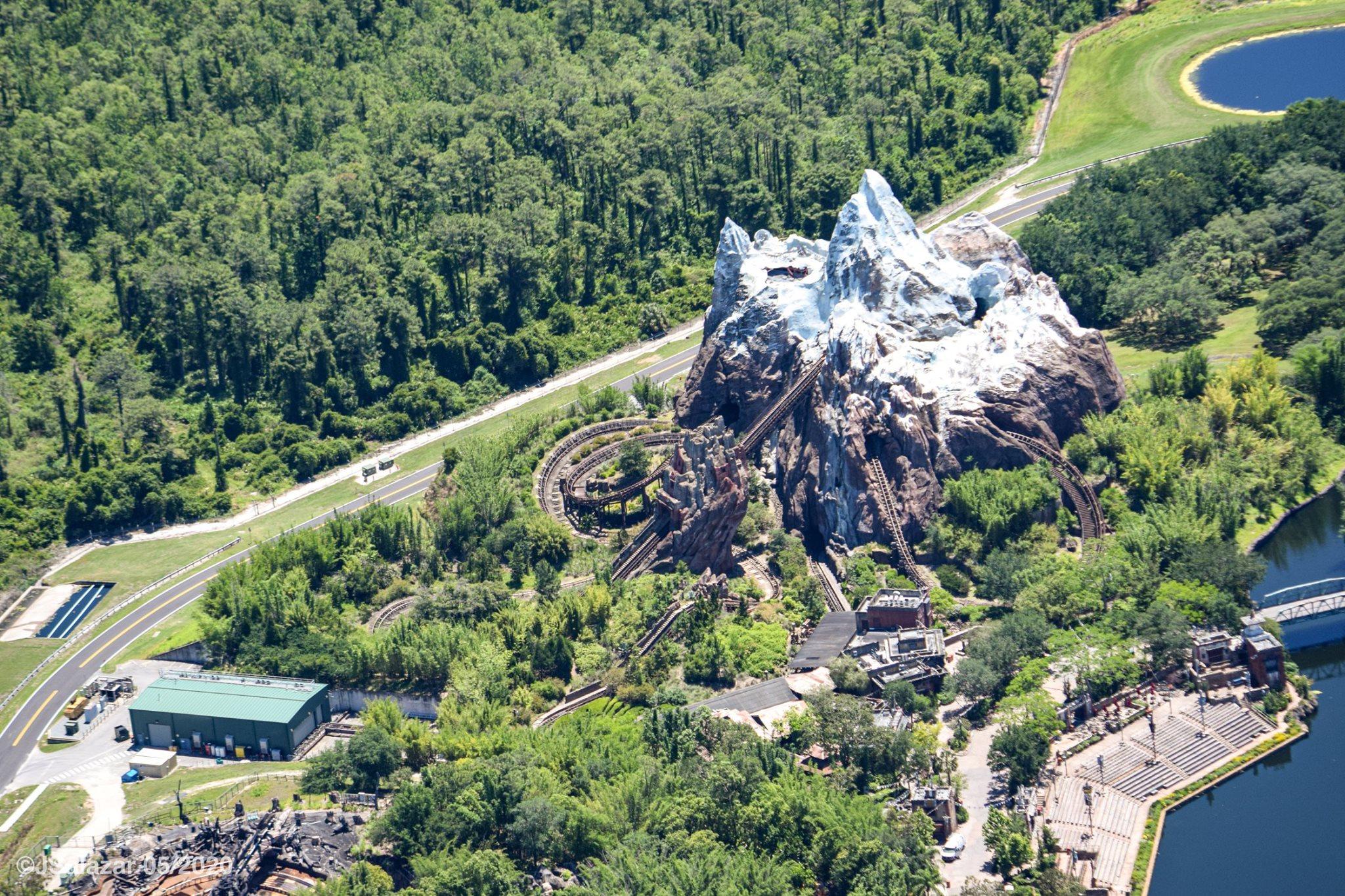 Deserted Disney World