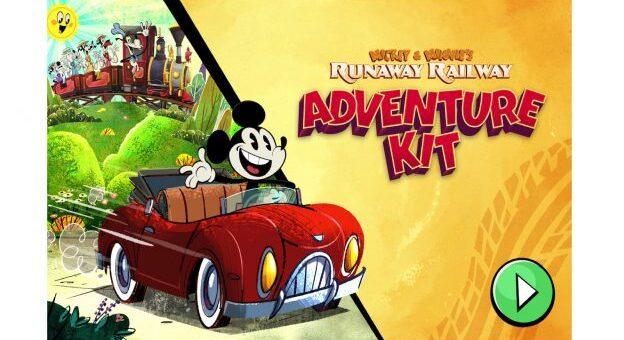 Runaway Railway Adventure Kit