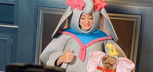 Katy Perry Dumbo