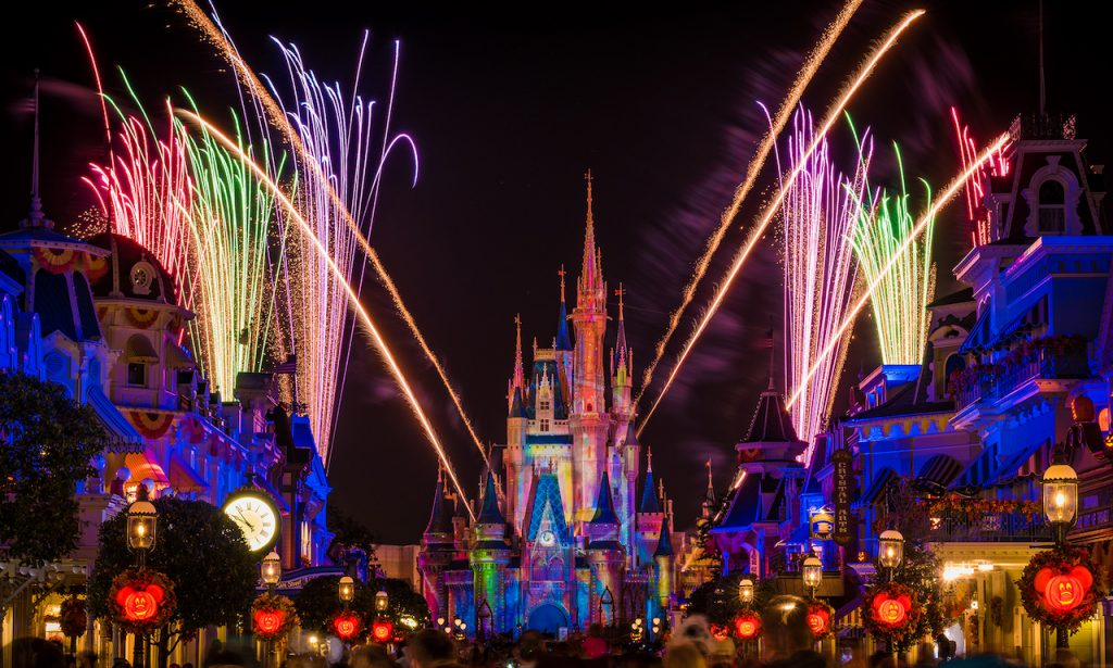 Disney World Halloween