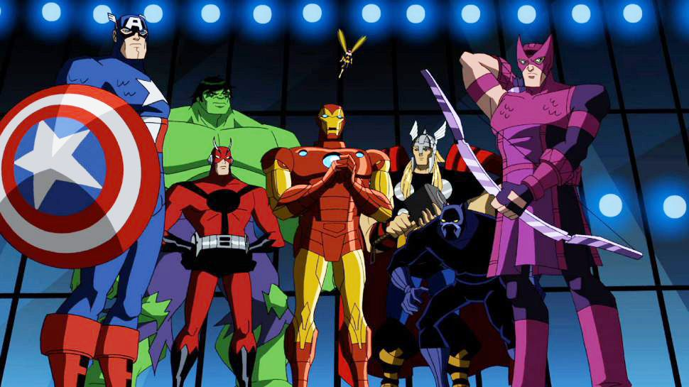 Avengers Earth's Mightiest Heroes