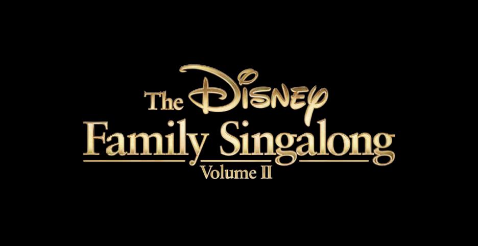 Disney Family Singalong II