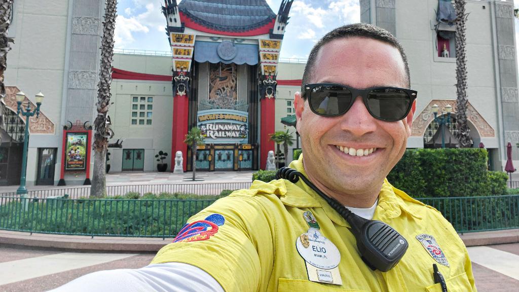 Elio Security Guard