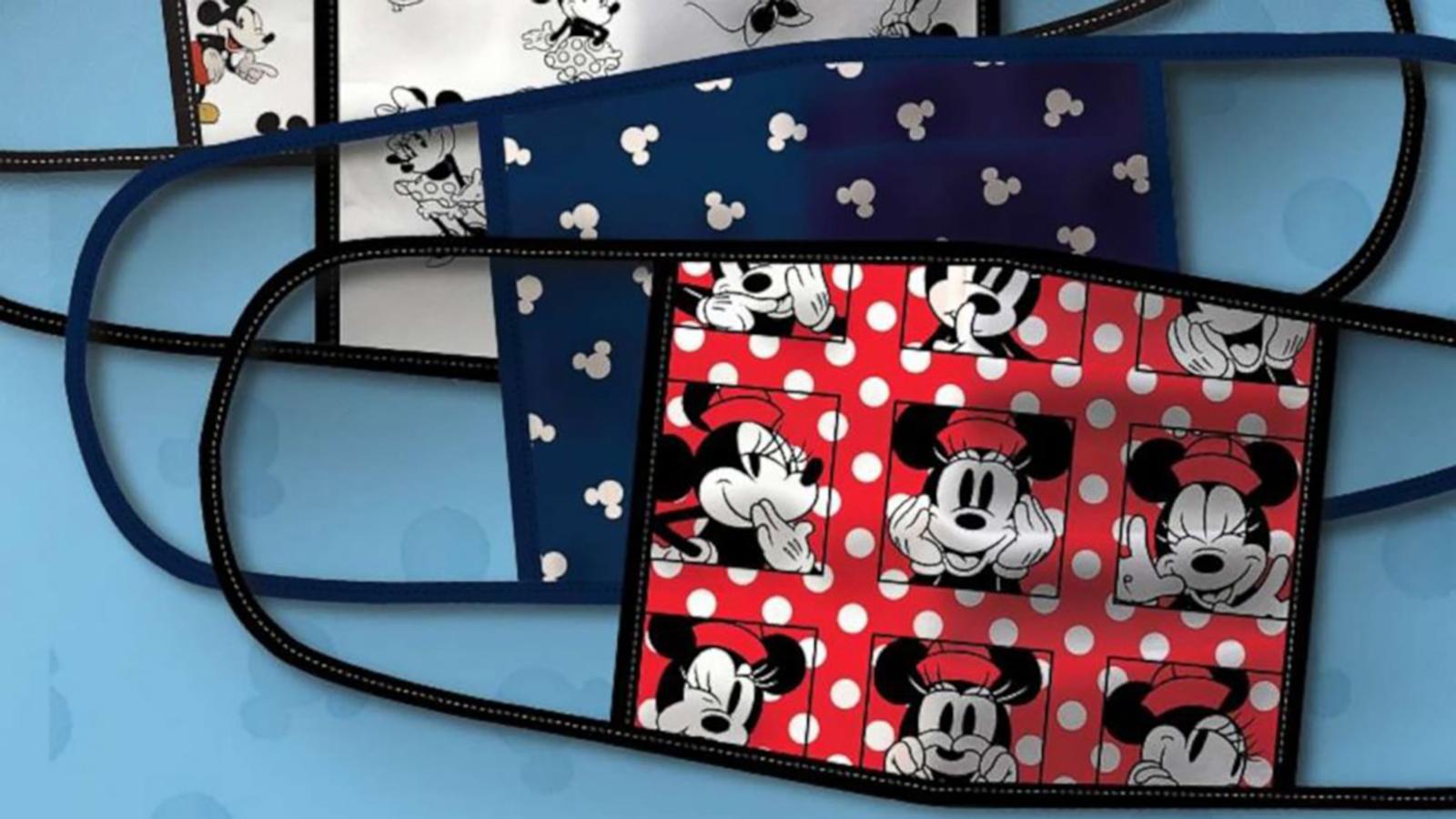 Disney World face coverings