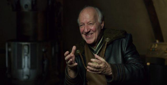 Werner Herzog, The Mandalorian