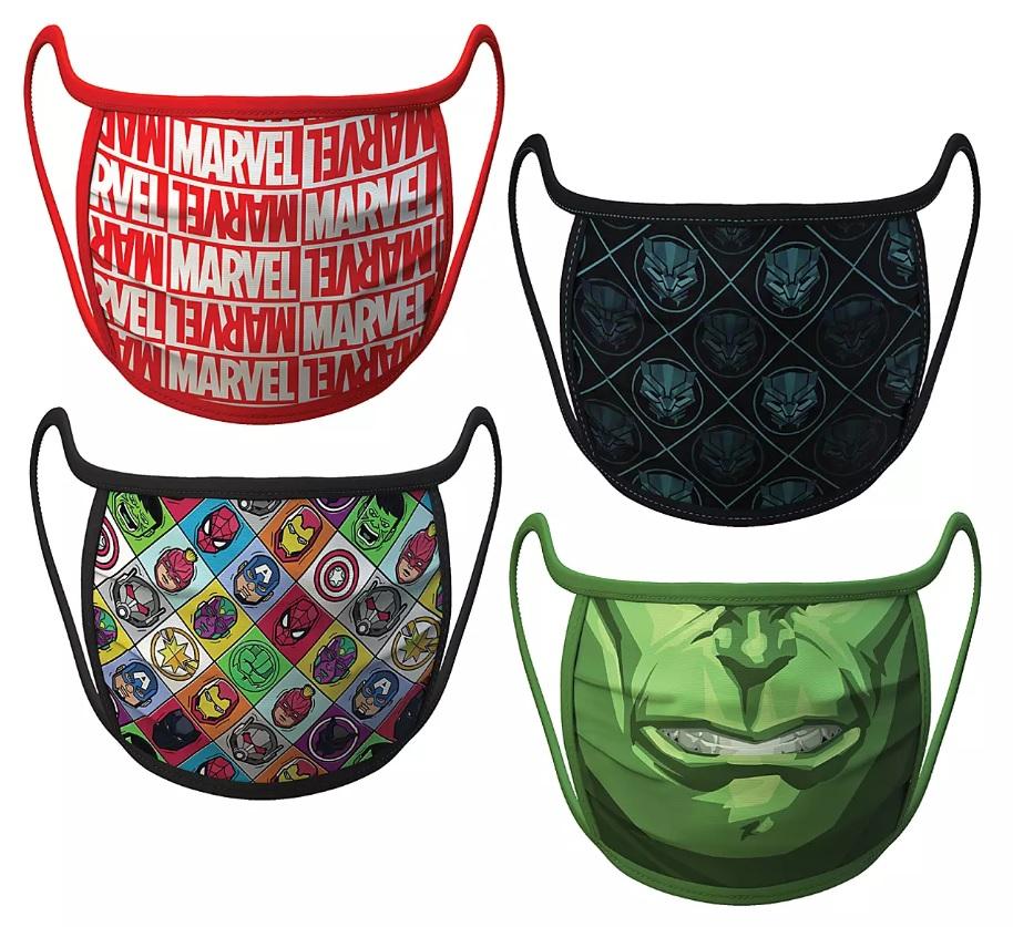 Marvel Face Masks