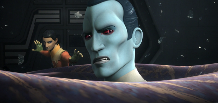 Reports: Thrawn & Ezra Coming to Live-Action - MickeyBlog.com