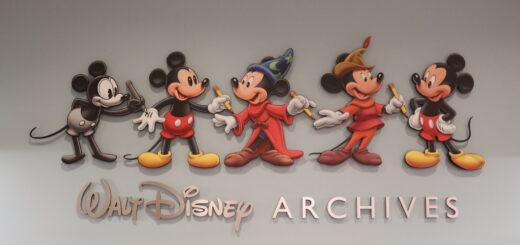 Disney Exhibit Philadelphia