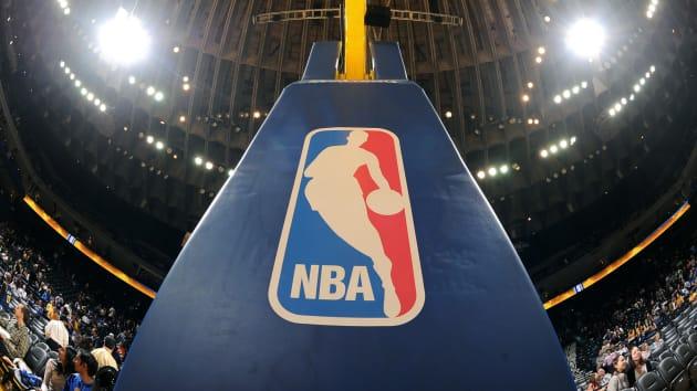 NBA Bubble tests
