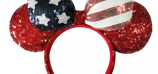 Americana Minnie Ears