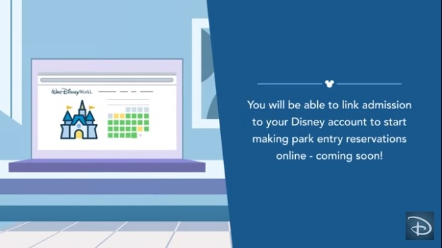 Passholders Disney Park Pass reservation