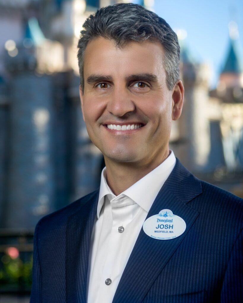 D'Amaro Disney reopening
