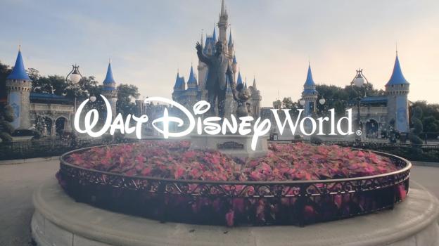 Disney World reopening video