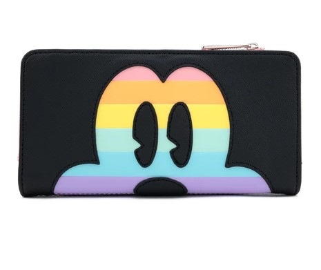 Loungfly Pastel Rainbow Disney