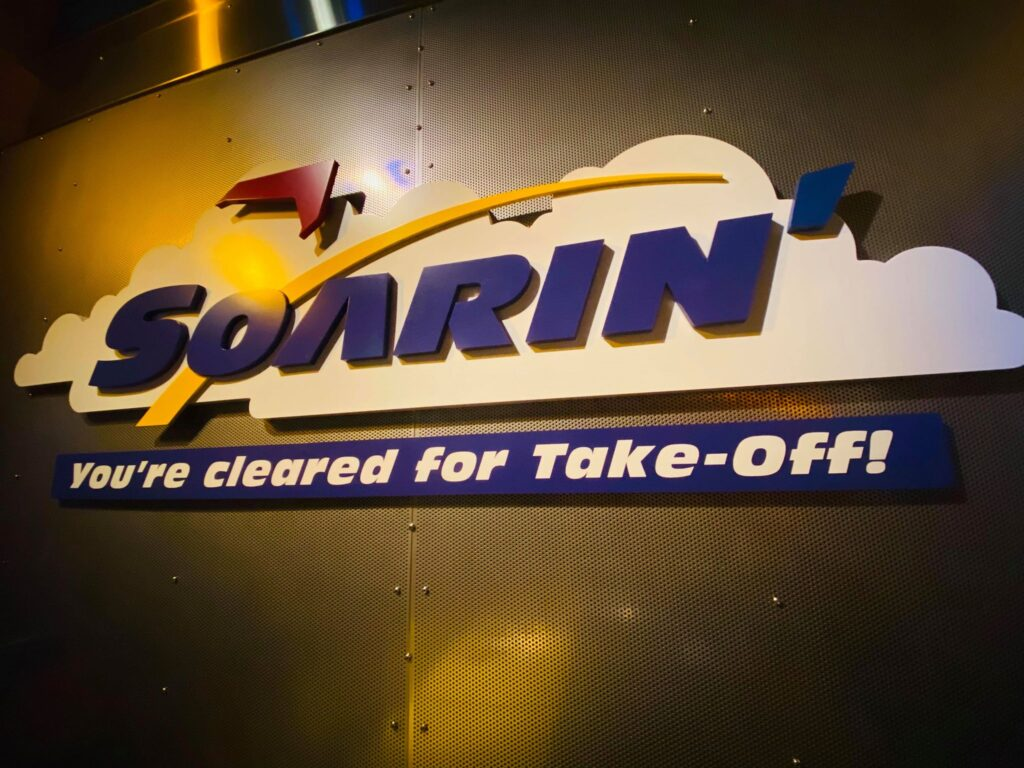 Soarin' Safety Measures