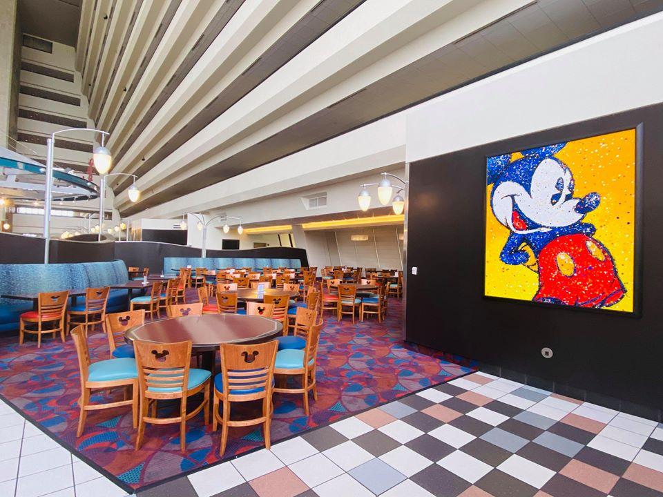 modified Chef Mickey's