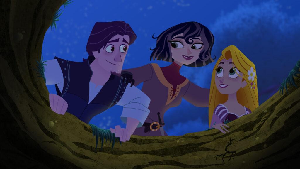 Rapunzel, Menken, Rapunzel's Tangled Adventure