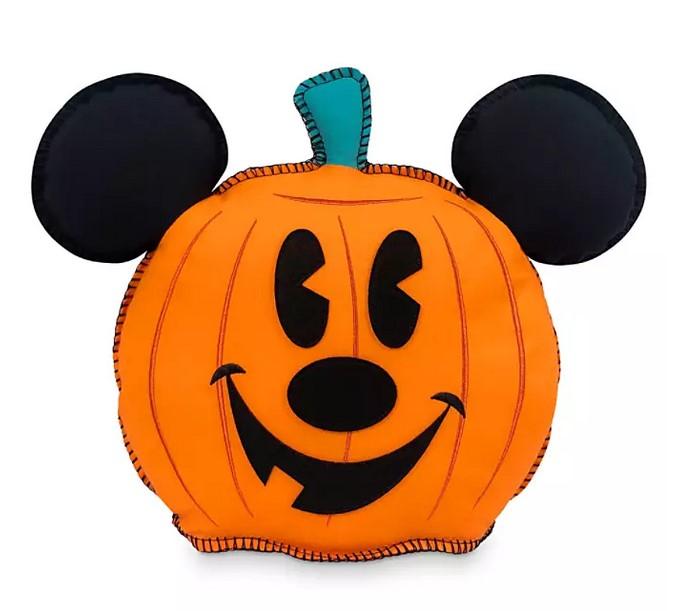 Mickey Pumpking Pillow