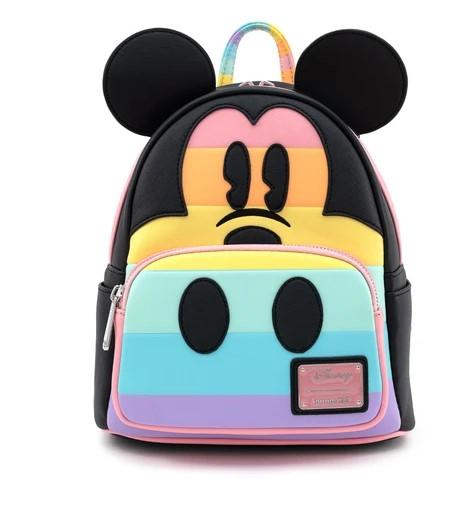 Loungefly Disney Pastel Rainbow