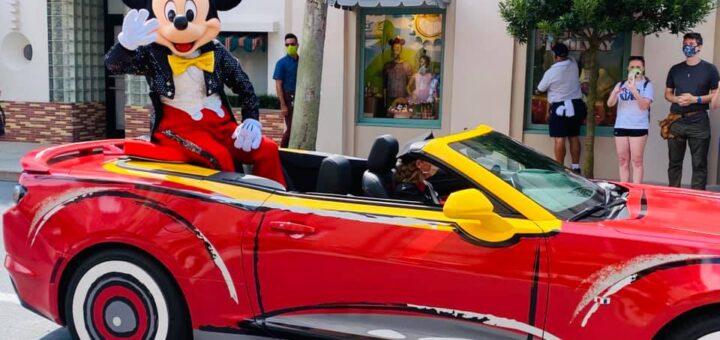 Disney World March 2021