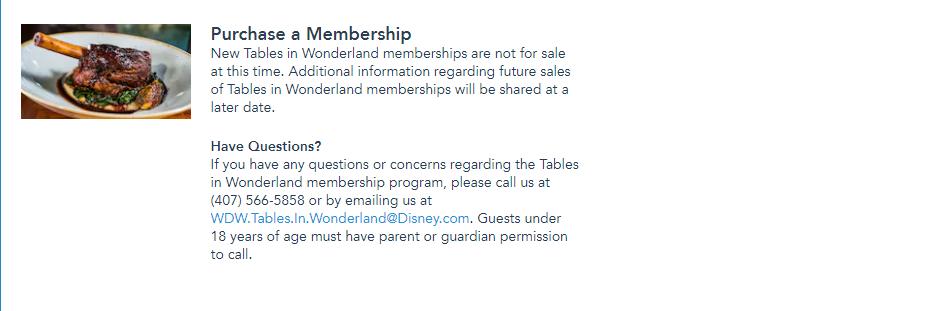Disney Extends Tables In Wonderland For Four Months At Walt World Mickeyblog Com