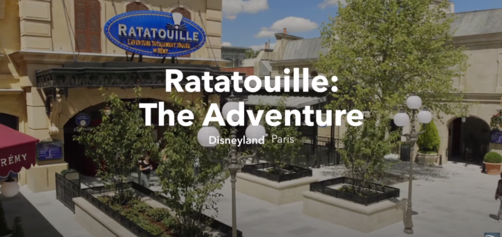 Remy's Ratouille Opening Date