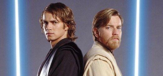 Obi-Wan, Anakin