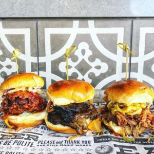 Sliders from The Polite Pig