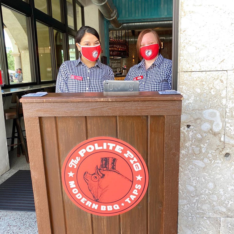 The Polite Pig Disney Springs