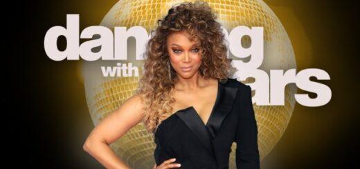 Tyra Banks Dancing Stars