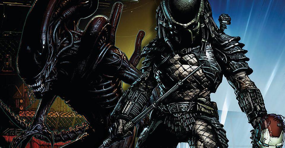 Marvel Alien Predator