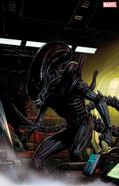 Marvel, Alien