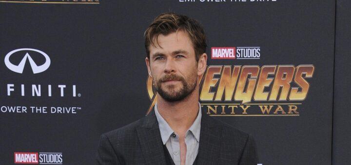 Chris Hemsworth Limitless