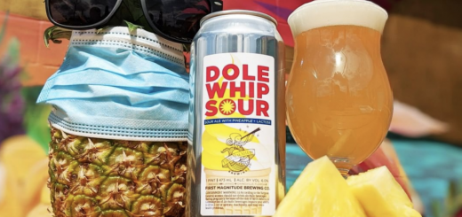 Dole Whip Beer