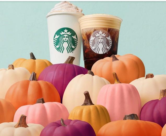 Pumpkin Spice Latte Disney