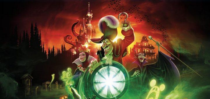 Halloween Festival Disneyland Paris