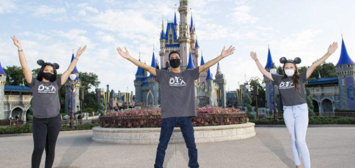 2020 Disney Dreamers Academy