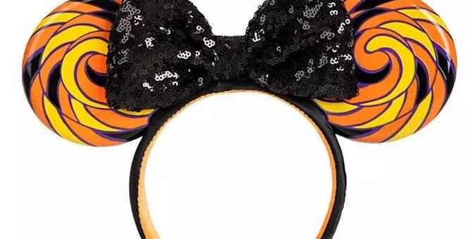 Disney Halloween 2020 Ears Say 'chEARS!' New Disney Halloween Ears are Here!   MickeyBlog.com